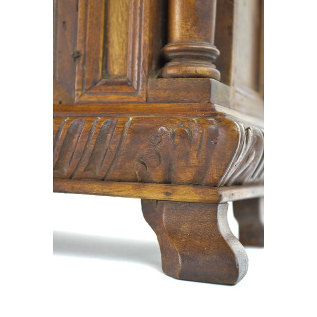19th Century Antique Miniature Sideboard - Image 10 of 10