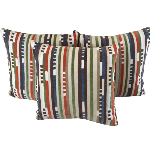 Kravet Accent Pillows - Set of 3 - Image 1 of 5