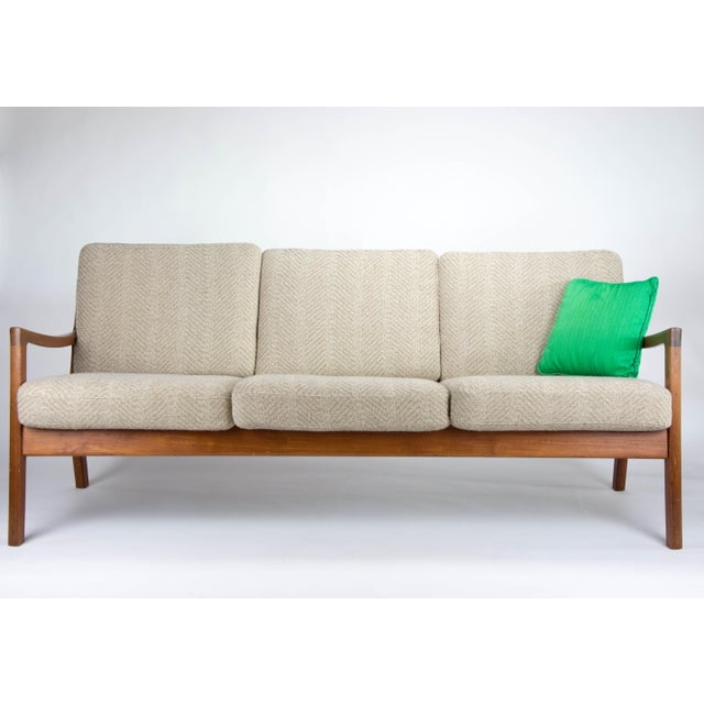 France & Sons Ole Wanscher Sofa - Image 5 of 6