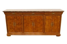 Image of Hickory White Credenzas and Sideboards