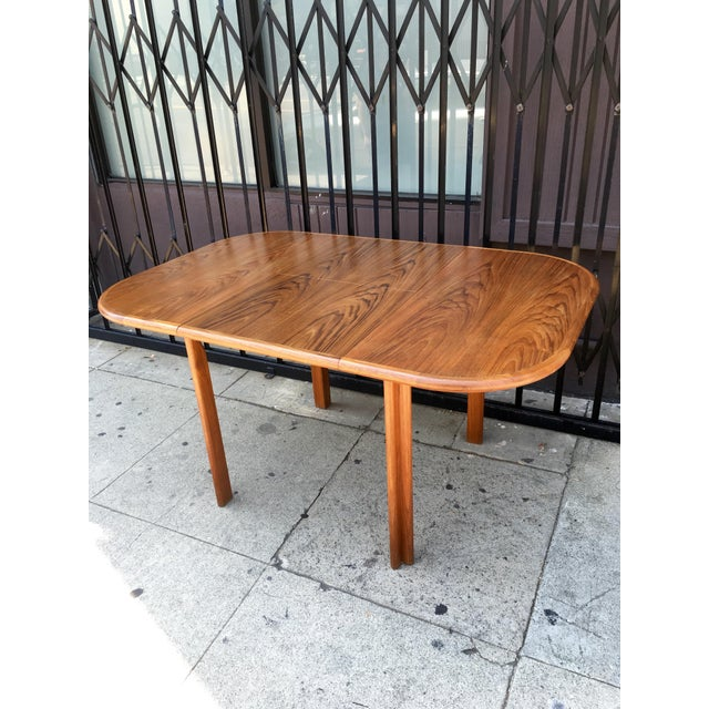 Dscan Expanding Teak Table - Image 10 of 11