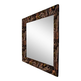 Modern Italian Hand Made Mirror Limited Edition For Sale