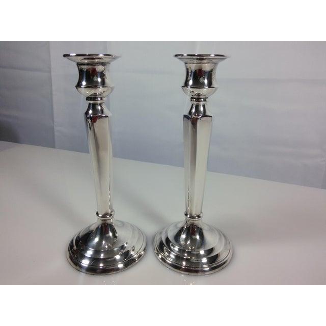 Restoration Hardware Candlesticks - A Pair - Image 7 of 9