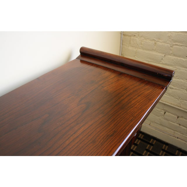 McGuire Asian Antiquity Long Altar Table - Image 5 of 7