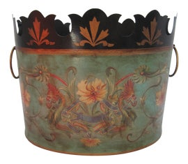 Image of Chinoiserie Cachepot