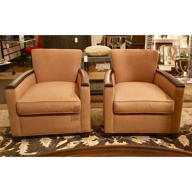 Pearson Co. Theodora Chairs - A Pair - Image 2 of 8
