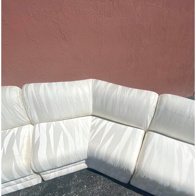 Midcentury Milo Baughman for Thayer Coggin Sectional Sofa For Sale - Image 9 of 12