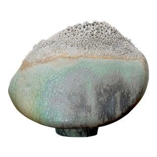 Nelfa Querubin Tompkins Ceramic Vase For Sale