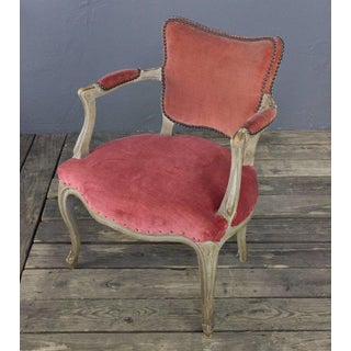 Early 20th Century Louis XV Style Armchair Preview