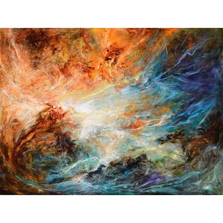 """""""Into the Depths"""" Contemporary Giclee by Dario Campanile For Sale"""