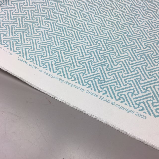 """Java Java"" Fabric by China Seas - 10 and 1/2 Yards - Image 2 of 6"