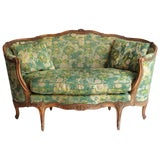 Image of Louis XV Marquise en Cabriolet by Jean Nadal l'Aine For Sale