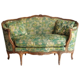 Louis XV Marquise en Cabriolet by Jean Nadal l'Aine For Sale