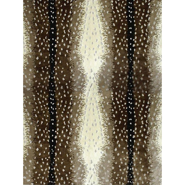 Scalamandre Antelope, Fawn Fabric For Sale
