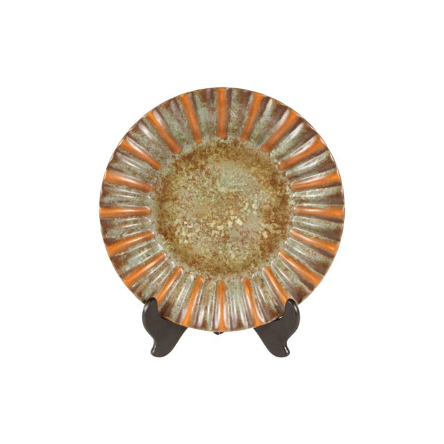 Michael Andersen & Son Mid-Century Fluted Pottery - Image 1 of 3
