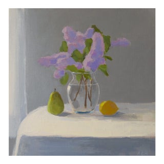 Lilac With Pear and Lemon by Anne Carrozza Remick