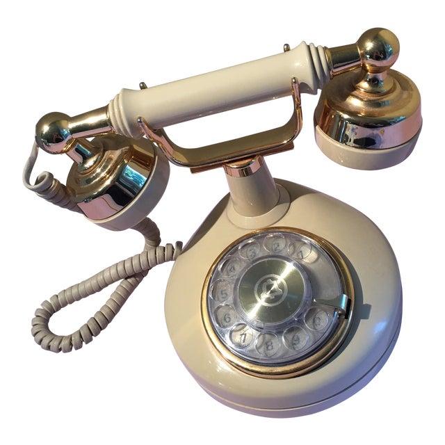 Vintage Ivory Bell Phone - Image 1 of 6