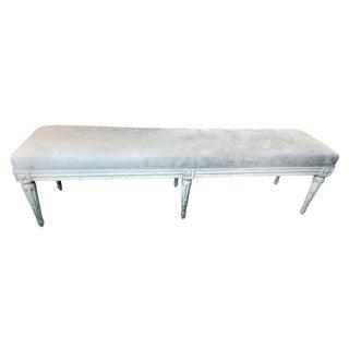 Louis XVI Style Bench