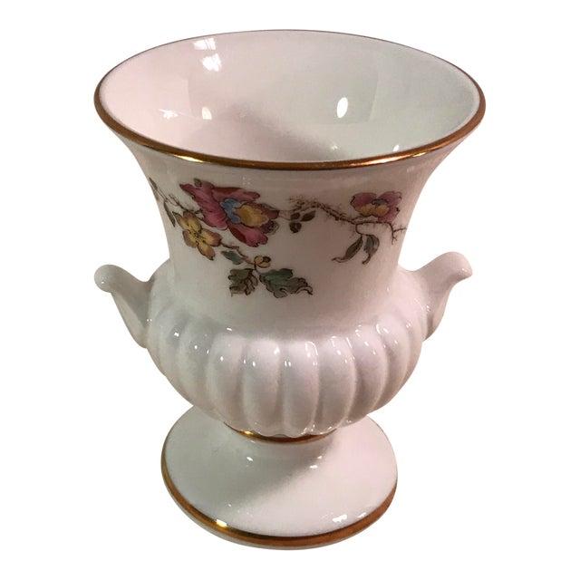 Wedgwood Swallow Bone China Vase Chairish