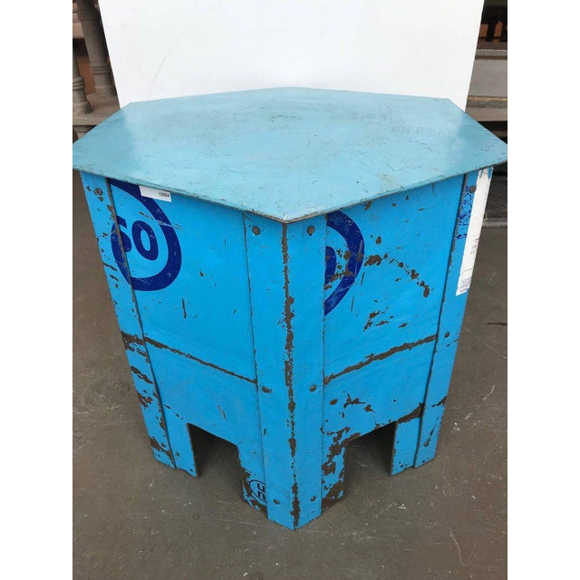 Moroccan Taboret For Sale - Image 4 of 7