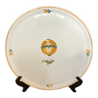 Vintage Tiffany and Company Numbered Memorial Display Platter For Sale