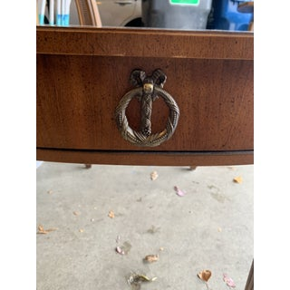 French Provincial Henredon End Table Preview