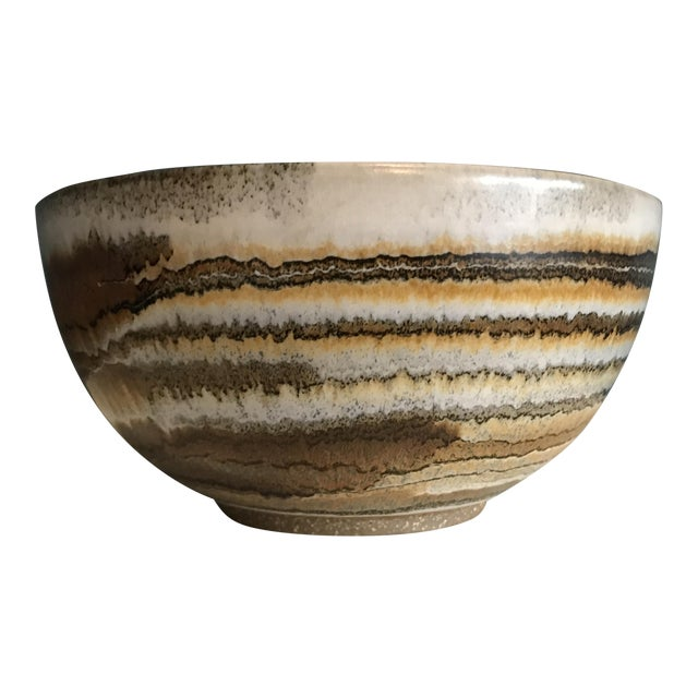 Signed Spangler Studio Pottery Bowl - Image 1 of 7