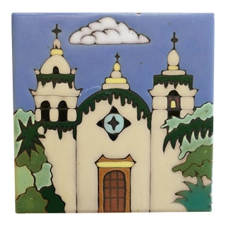Carmel Mission Tile For Sale