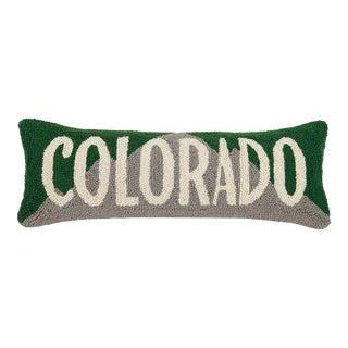 "Colorado Hook Pillow, 8"" x 24"" For Sale"