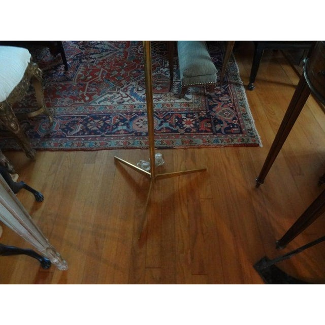 Mid-Century Modern Mid-Century Modern Paul McCobb Style Brass Tripod Floor Lamp For Sale - Image 3 of 12