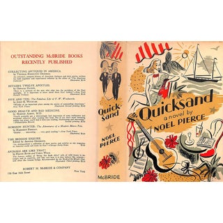 """Quicksand"" 1940 For Sale"