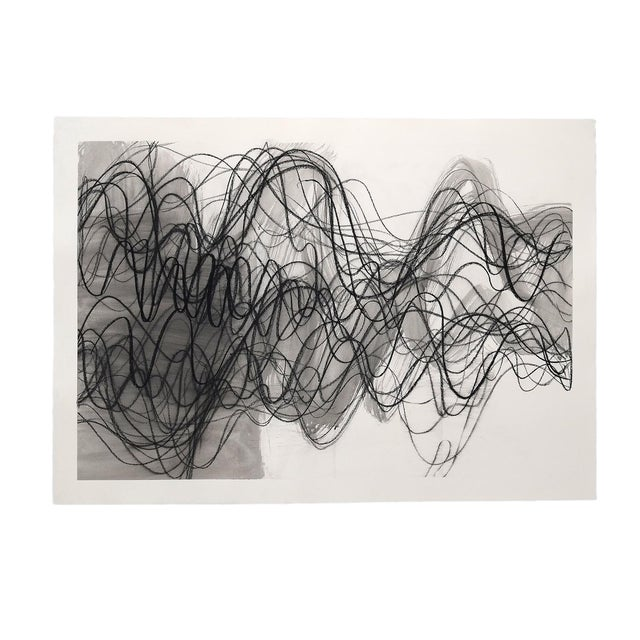 """Margaret Neill """"Manifest 1"""", Drawing For Sale"""