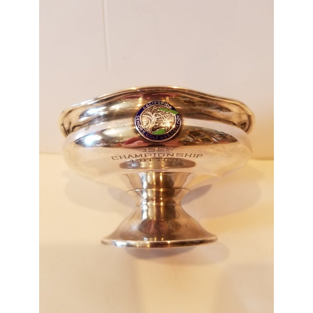 Silver Golf Trophy For Sale In San Antonio - Image 6 of 9
