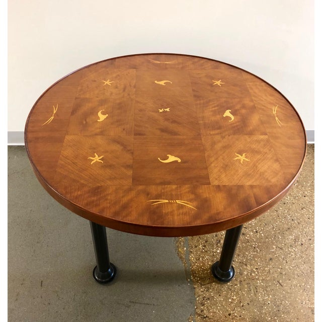 1920s Neoclassic Coffee Table, Circa 1920 For Sale - Image 5 of 10