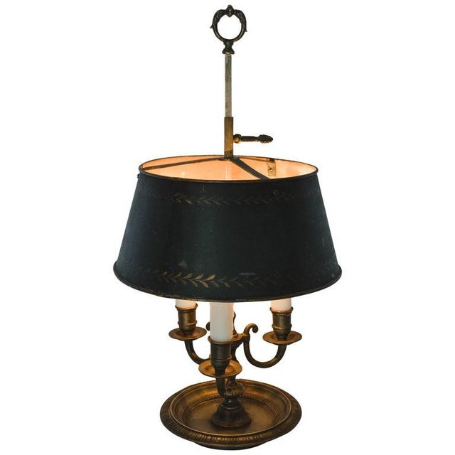 French Bouilotte Lamp For Sale - Image 12 of 12