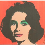Image of 'Liz', After Andy Warhol, 1969; Elizabeth Taylor, Hollywood, Pop Art, Chelsea, New York, the Factory For Sale