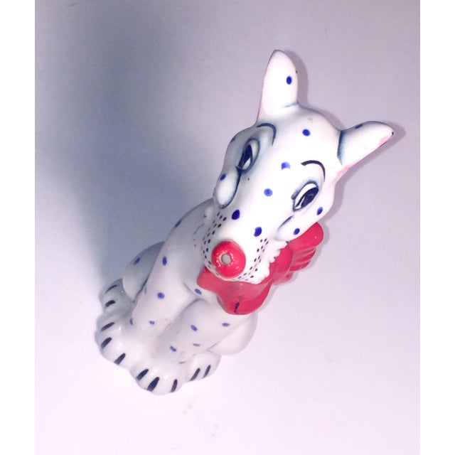 Spotted Dog Scotch Decanter For Sale - Image 4 of 8