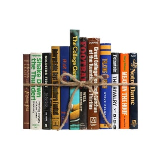 College Football Decorative Gift Stack For Sale