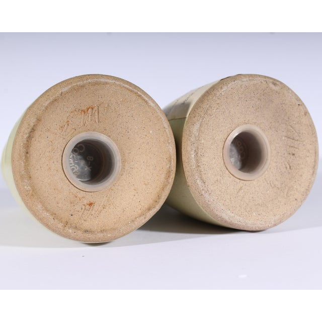 Mid 20th Century Mid-Century Martz Marshall Studios Salt and Pepper Shakers For Sale - Image 5 of 6