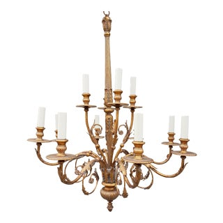 Fine Art Lamps Verona Chandelier For Sale