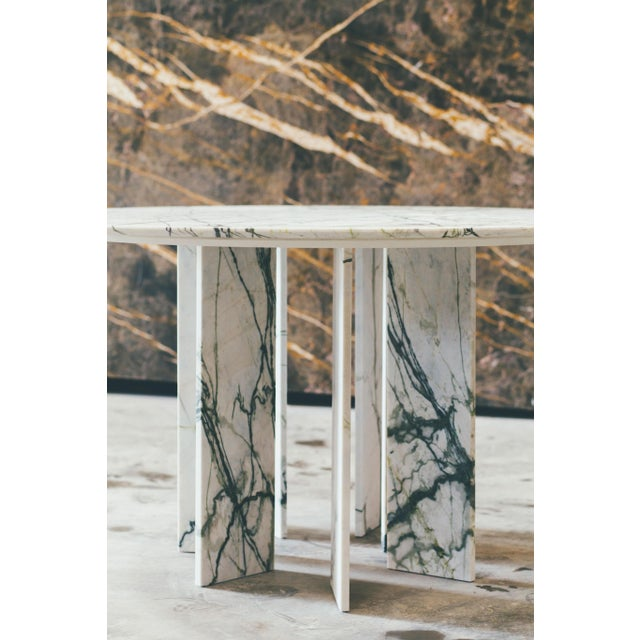 White Dining Table by Jeroen Thys Van Den Audenaerde For Sale - Image 8 of 13