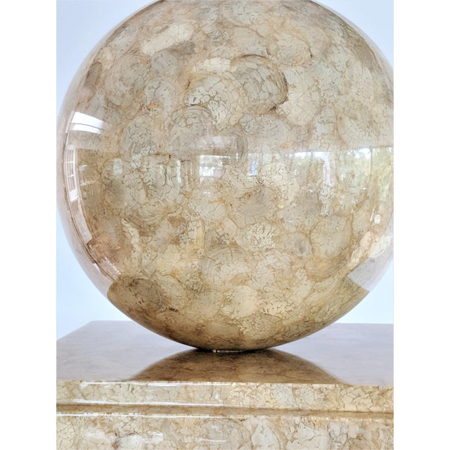 Stone Enrique Garcel Tessellated Stone Pedestal For Sale - Image 7 of 12
