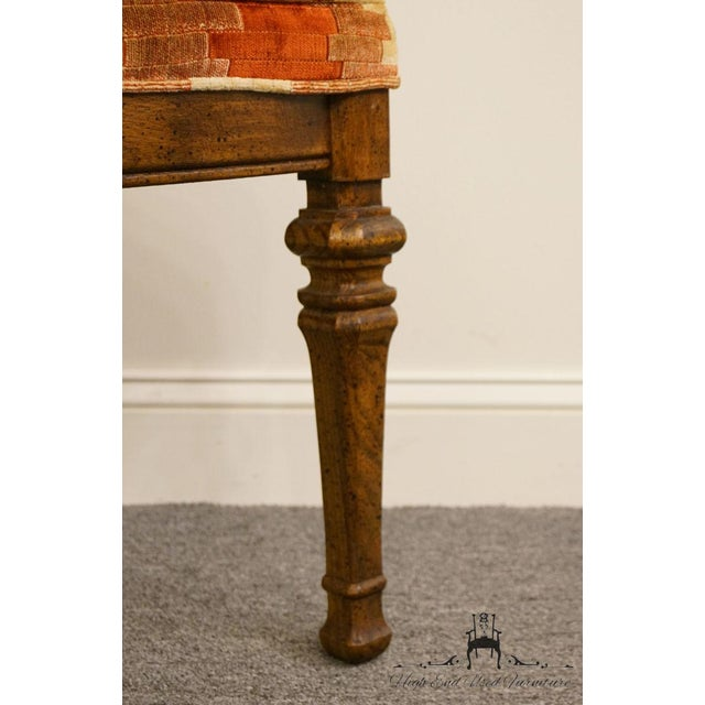 Stanley Furniture Jacobean Style Dining / Side Chair For Sale - Image 11 of 13