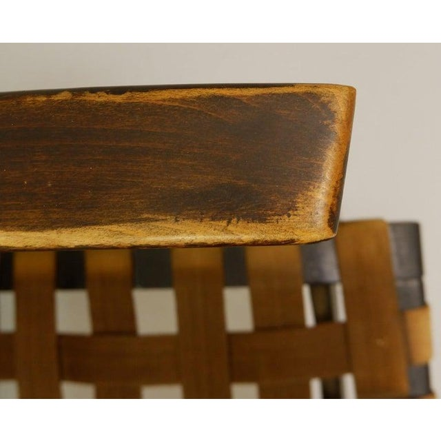 Pair of Bentwood Armchairs by Jan Vanek for Up Závody, 1930s For Sale - Image 6 of 9