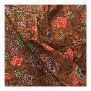 Malaysian Batik Textile