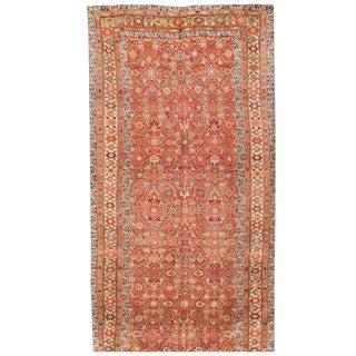 Exceptional 19th Century Persian Souj Boulak Gallery Carpet For Sale