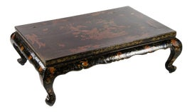 Image of Goldenrod Accent Tables