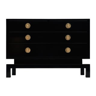 Mid-Century Chest in the Manner of Pierre Cardin For Sale