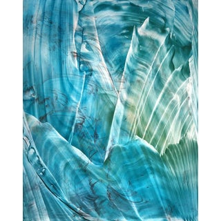 Abstract Aluminum, Referred Pain by Kate Blomquist For Sale