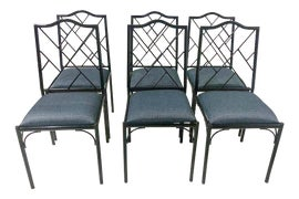Antique Dining Chairs >> Vintage Used Dining Chairs For Sale Chairish